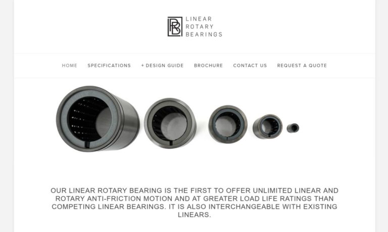 Linear Rotary Bearings, Inc.