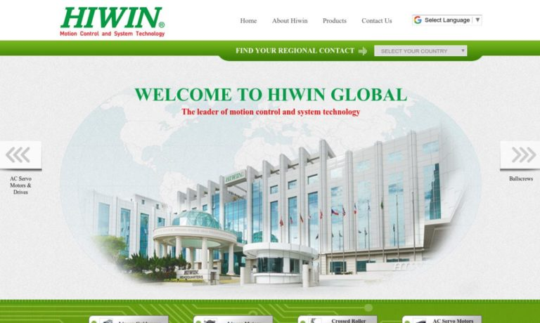 HIWIN Corporation