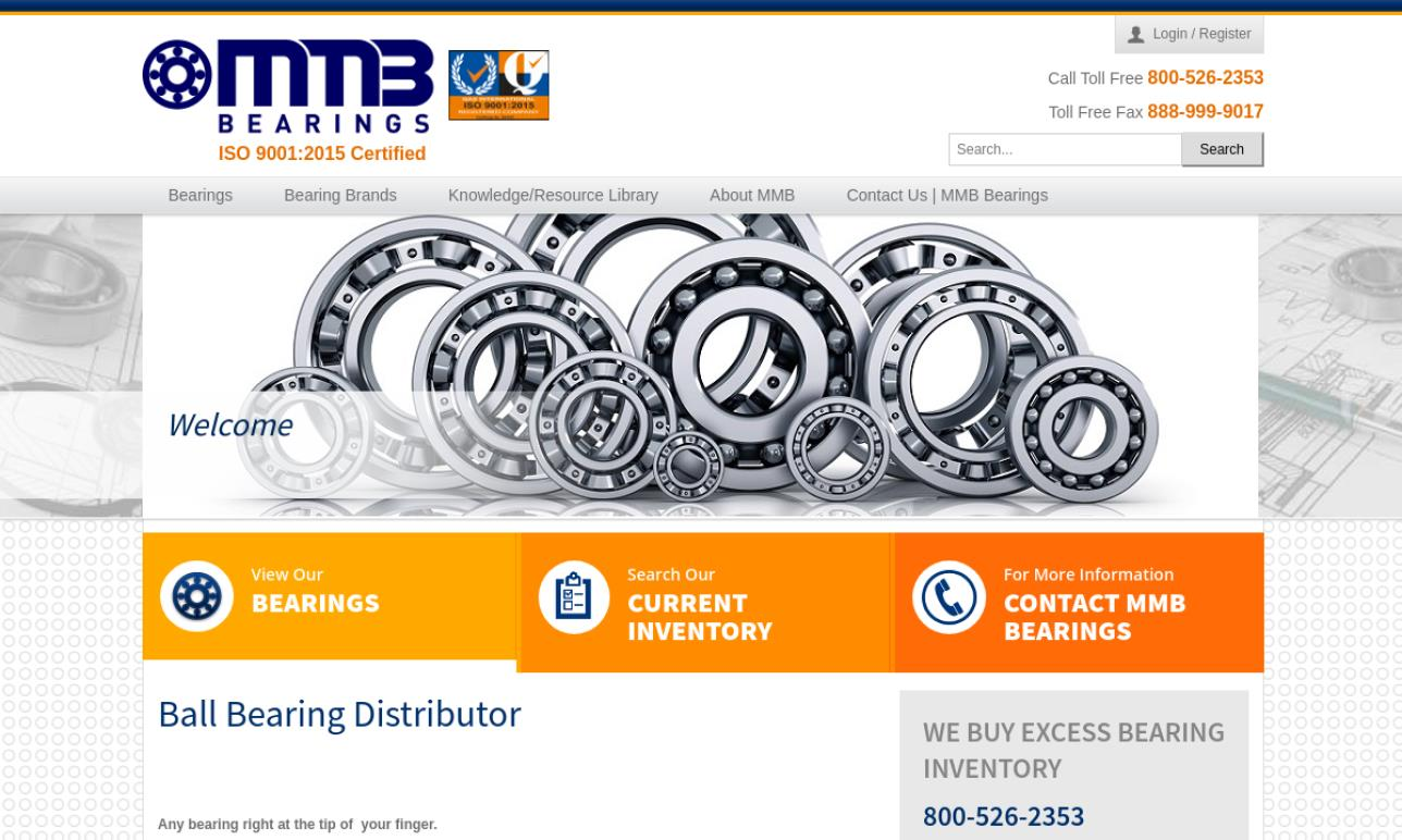 MMB Bearings