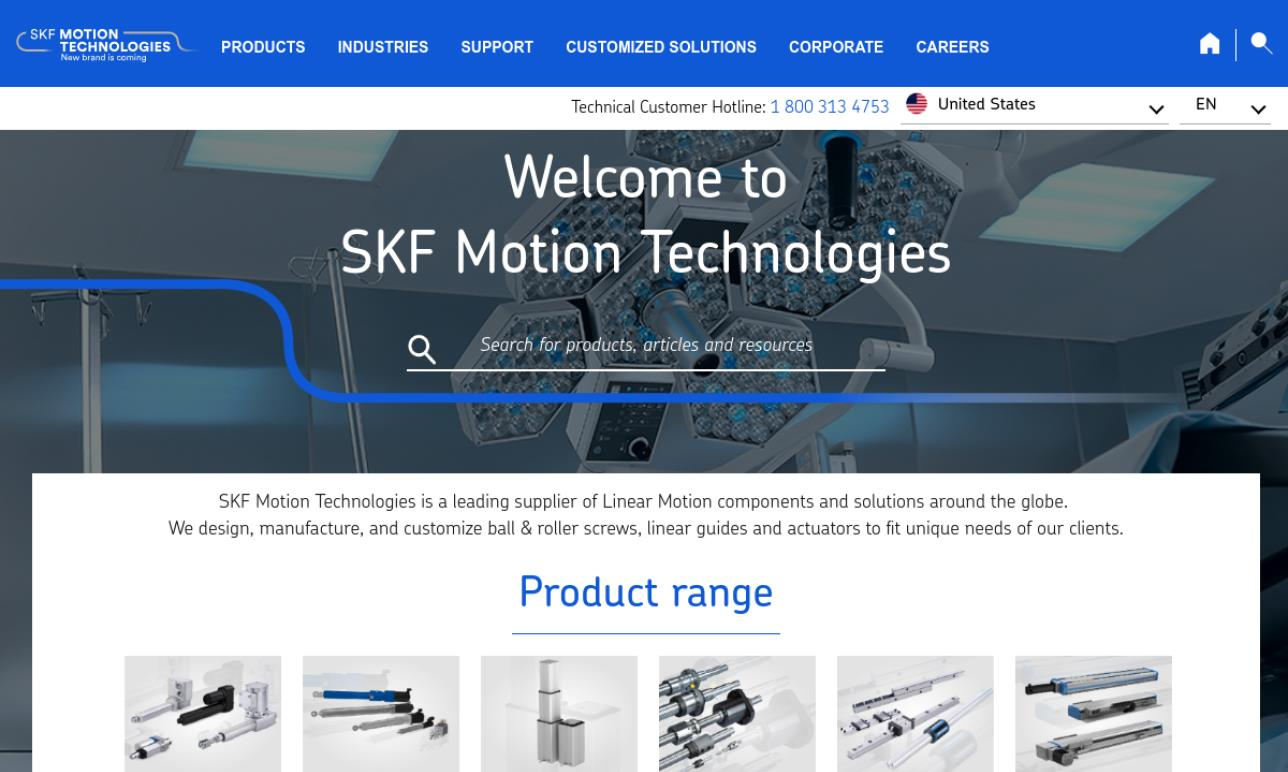 SKF Motion Technologies