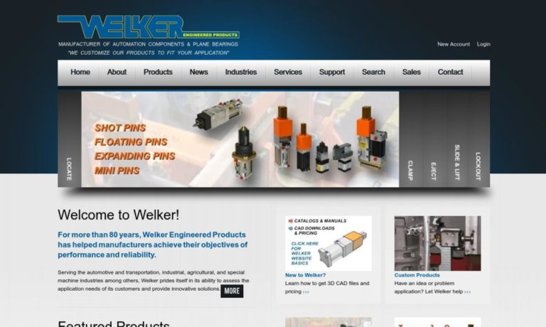 Welker Engineered Products