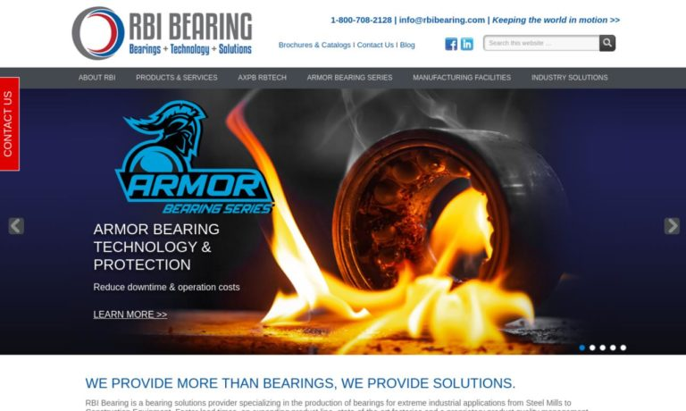 RBI Bearing, Inc.