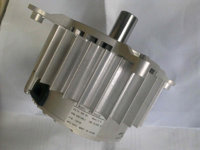 Fractional Horsepower Motors